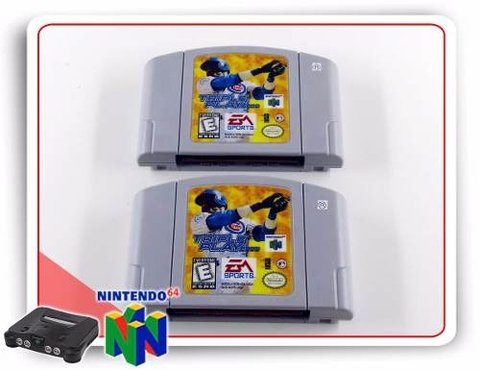 Triple Play 2000 Nintendo 64 Original N64 na internet