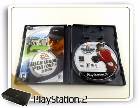 Tiger Woods Pga Tour 2003 Original Playstaion 2 PS2 na internet