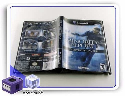 Minority Report Original Gamecube - comprar online