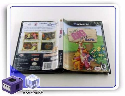 Piglets Big Game Original Gamecube - comprar online