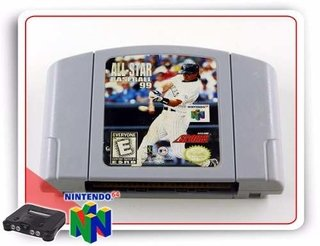 All-star Baseball 99 Nintendo 64 Original N64