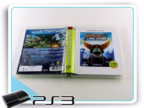 Ratchet E Clank Future Tools Of Destruction Playstation3 Ps3 na internet