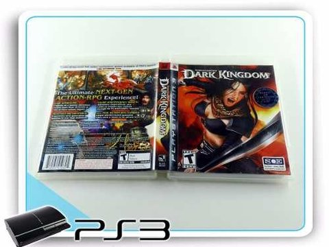 Dark Kingdom Playstation 3 Original PS3 - Radugui Store