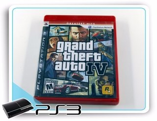 Gta 4 Original Playstation 3 Ps3