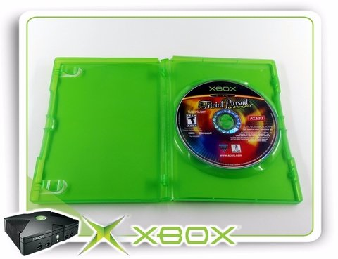 Xbox Trivial Pursuit Unhinged Original Xbox Clássico Ntsc na internet