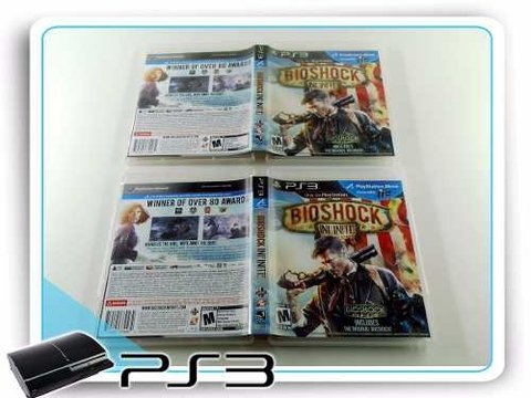 Bioshock Infinite Original Playstation 3 PS3 - comprar online