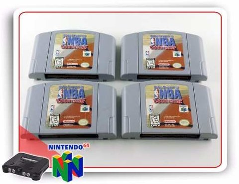 N64 Nba Courtside Original Nintendo 64 - comprar online