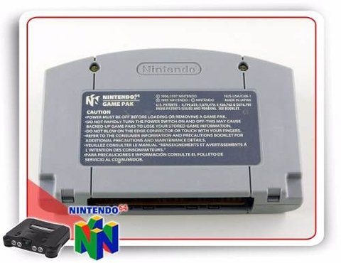 Nba Courtside Nintendo 64 Original N64 - comprar online