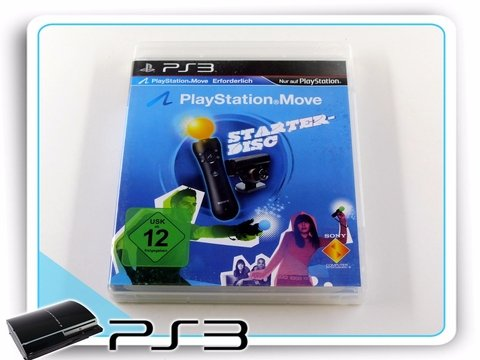 Playstation Move Starter Disc Original Playstation 3 PS3