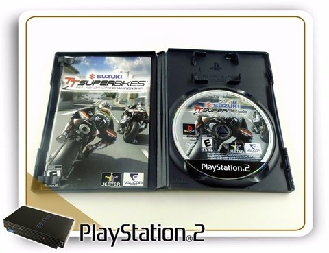 Suzuki Tt Superbikes Original Playstation 2 PS2 na internet