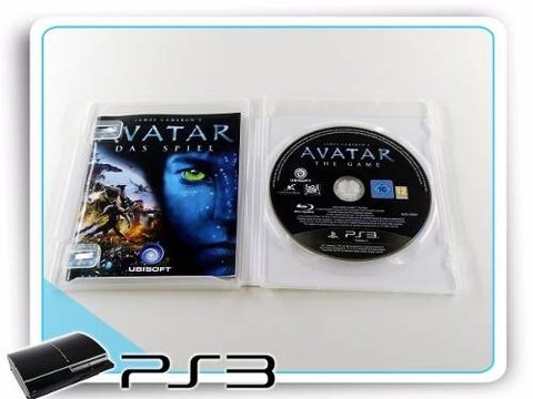 James Camerons Avatar Original Playstation 3 PS3 - comprar online