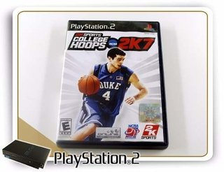 College Hoops Ncaa 2k7 Original Playstation 2 PS2