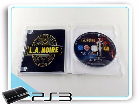 La Noire Original Playstation 3 PS3 na internet