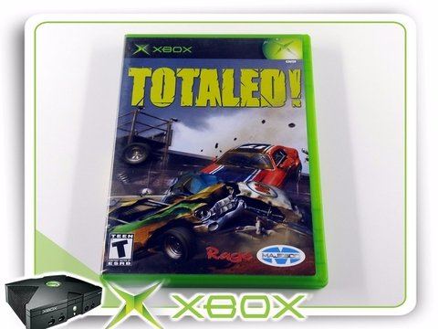 Totaled Original Xbox Clássico Ntsc