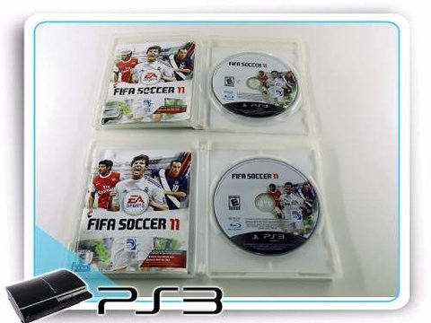 Fifa Soccer 11 Original Playstation 3 PS3 na internet