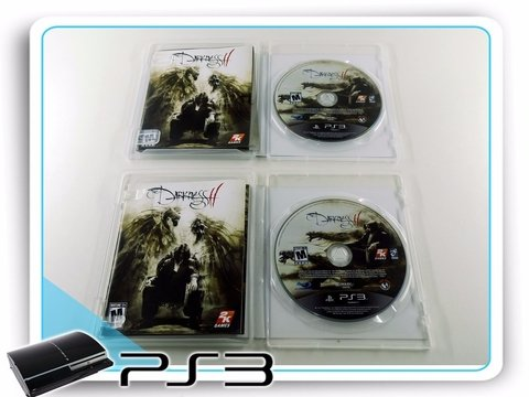 The Darkness 2 Original Playstation 3 PS3 - Radugui Store