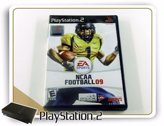 Ncaa Football 09 Original Playstation 2 PS2