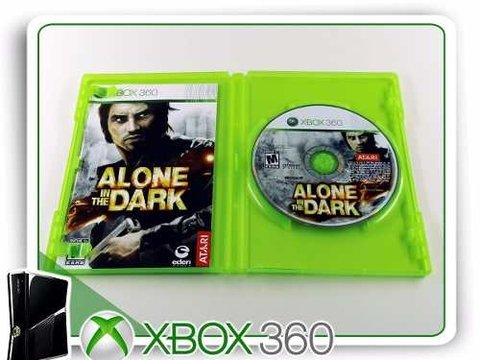 Alone In The Dark Original Xbox 360 na internet