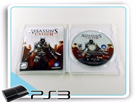Assassins Creed 2 Original Playstation 3 Ps3 - comprar online