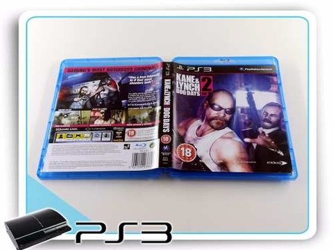 Kane & Lynch 2 Dog Days Original Playstation 3 PS3 na internet