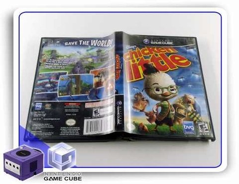 Chicken Little Original Gamecube Gc - comprar online
