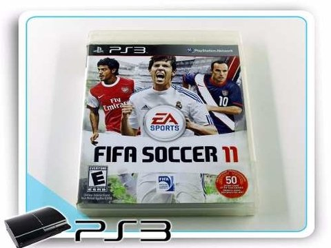 Fifa Soccer 11 Original Playstation 3 PS3