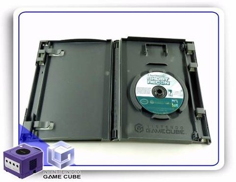 Tom Clancys Ghost Recon Original Gamecube na internet