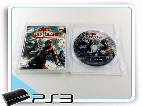 Dead Island Original Playstation 3 PS3 - comprar online