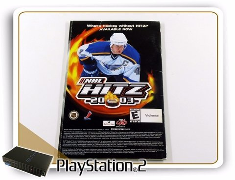 Manual Mlb Slugfest 2004 Original Playstation 2 PS2 - comprar online