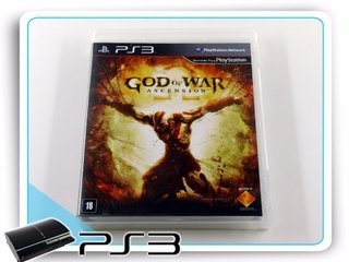 God Of War Ascension Original Playstation 3 Ps3