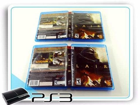 Lair Original Playstation 3 PS3 - comprar online