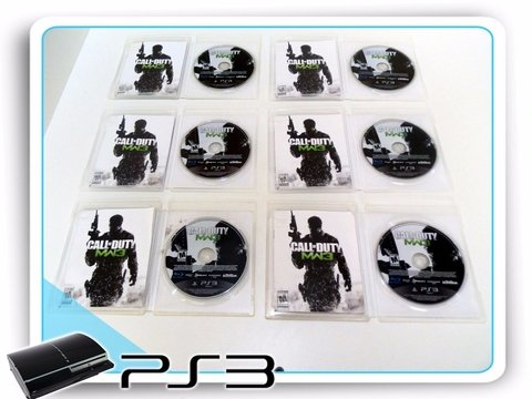 Call Of Duty Modern Warfare 3 Original Playstation 3 PS3 - comprar online