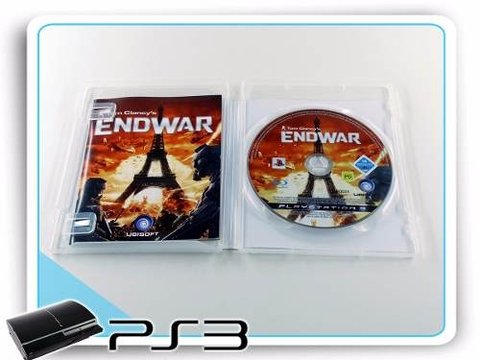 Tom Clancys Endwar Original Playstation 3 PS3 - comprar online