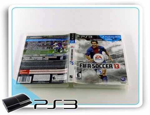 Fifa 13 Original Playstation 3 Ps3 - comprar online