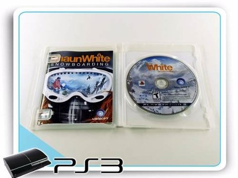 Shaun White Snowboarding Original Playstation 3 PS3 - comprar online