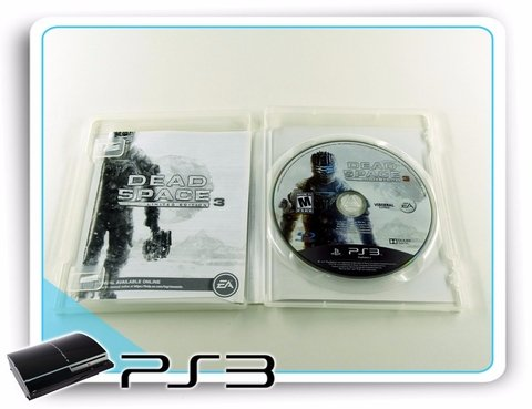 Dead Space 3 Limited Edition Original Playstation 3 Ps3 na internet