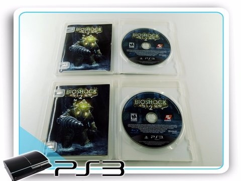 Bioshock 2 Original Playstation 3 Ps3 - comprar online