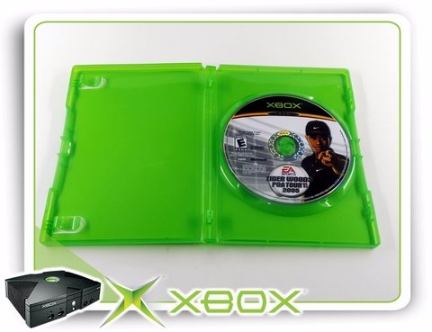 Tiger Woods Pga Tour 2005 Original Xbox Clássico Ntsc na internet