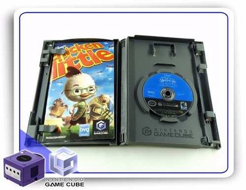 Chicken Little Original Gamecube Gc na internet