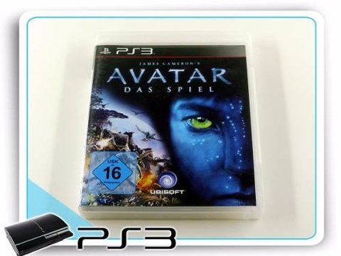James Camerons Avatar Original Playstation 3 PS3