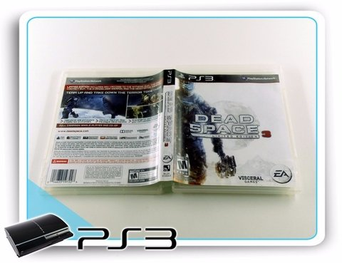 Dead Space 3 Limited Edition Original Playstation 3 Ps3 - comprar online