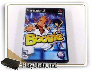 Boogie Original Playstation 2 PS2