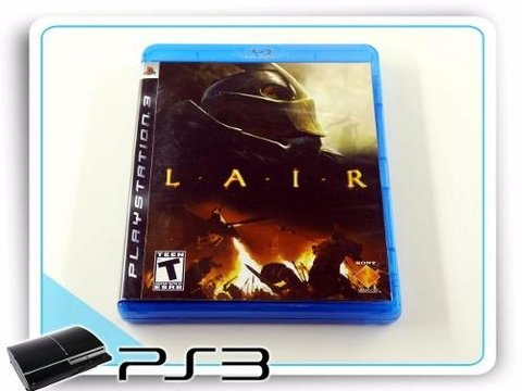 Lair Original Playstation 3 PS3