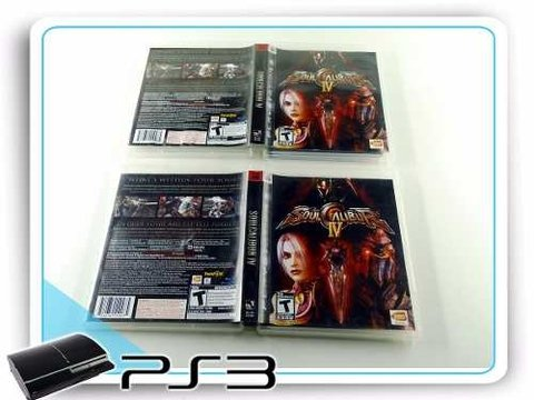 Soul Calibur 4 Original Playstation 3 PS3 - comprar online