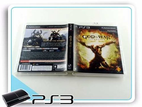 God Of War Ascension Original Playstation 3 PS3 na internet