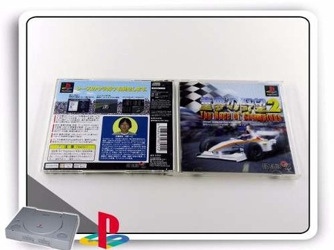 The Race Of Champions 2 Jap Original Playstation 1 PS1 na internet