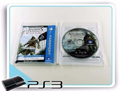 Assassins Creed 4 Black Flag Original Playstation 3 PS3 - Radugui Store
