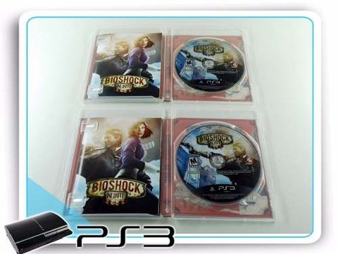 Bioshock Infinite Original Playstation 3 PS3 na internet