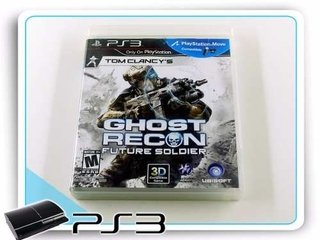 Tom Clancys Ghost Recon Future Soldier Playstation 3 PS3