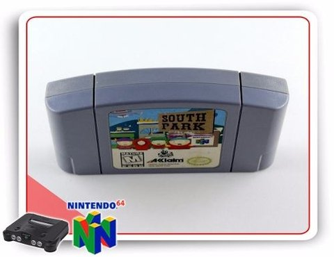 South Park Nintendo 64 Original N64 na internet